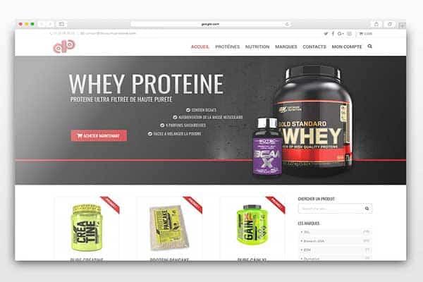 Discount Proteine